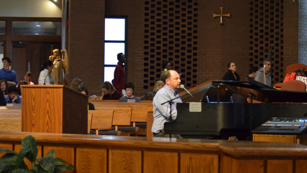 Jeff Rice Liturgy and Music Series